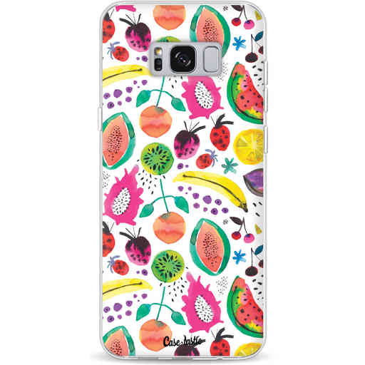 Casetastic Softcover Samsung Galaxy S8 Plus - Tropical Fruits