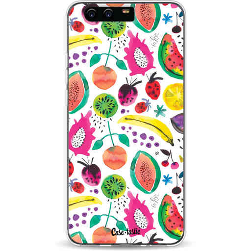 Casetastic Softcover Huawei P10 - Tropical Fruits