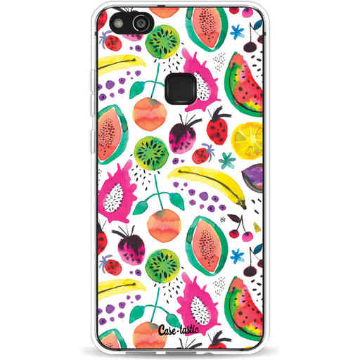 Casetastic Softcover Huawei P10 Lite - Tropical Fruits
