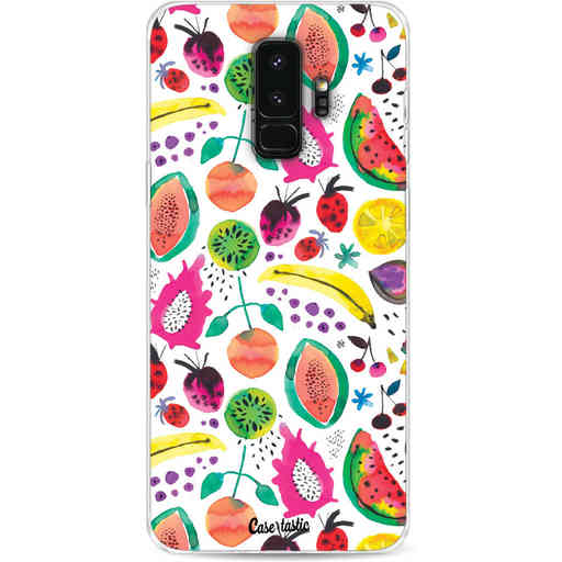 Casetastic Softcover Samsung Galaxy S9 Plus - Tropical Fruits