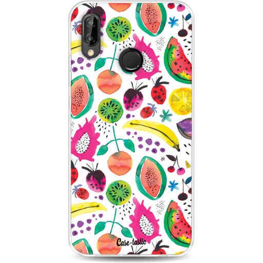 Casetastic Softcover Huawei P20 Lite - Tropical Fruits