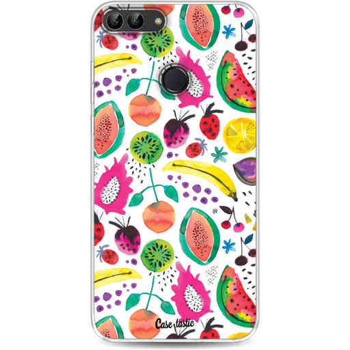 Casetastic Softcover Huawei P Smart - Tropical Fruits