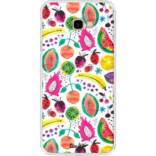 Casetastic Softcover Samsung Galaxy J4 Plus (2018) - Tropical Fruits
