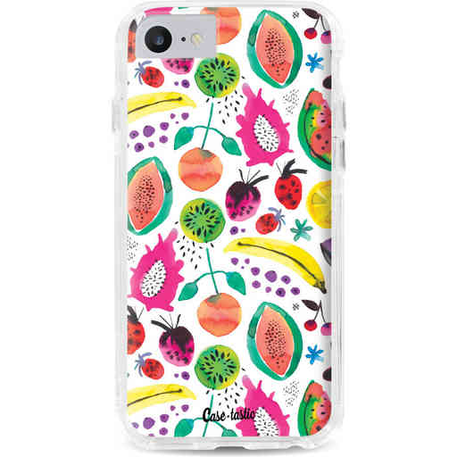 Casetastic Dual Snap Case Apple iPhone 7 / 8 - Tropical Fruits