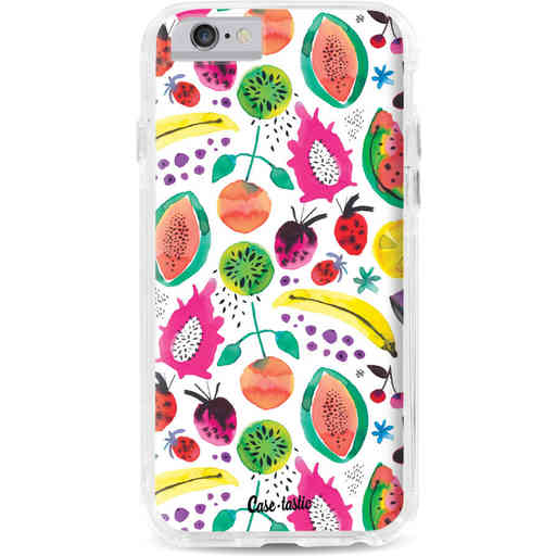 Casetastic Dual Snap Case Apple iPhone 6 / 6s - Tropical Fruits