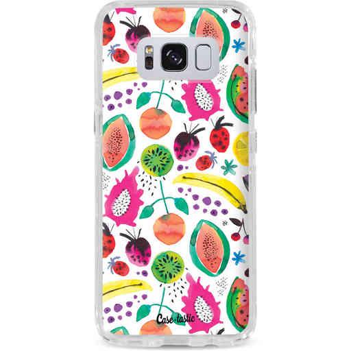 Casetastic Dual Snap Case Samsung Galaxy S8 - Tropical Fruits