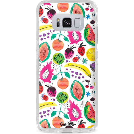 Casetastic Dual Snap Case Samsung Galaxy S8 Plus - Tropical Fruits