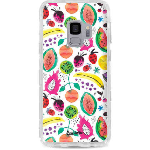 Casetastic Dual Snap Case Samsung Galaxy S9 - Tropical Fruits