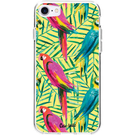 Casetastic Softcover Apple iPhone 7 / 8 - Tropical Parrots