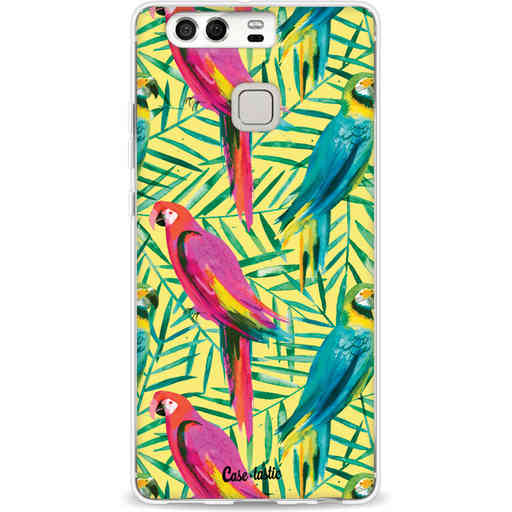 Casetastic Softcover Huawei P9 - Tropical Parrots