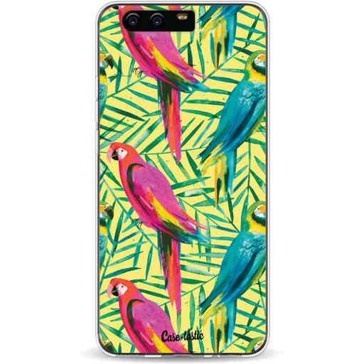 Casetastic Softcover Huawei P10 - Tropical Parrots