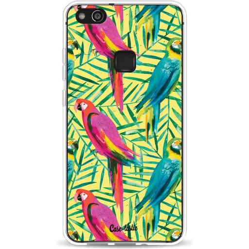 Casetastic Softcover Huawei P10 Lite - Tropical Parrots
