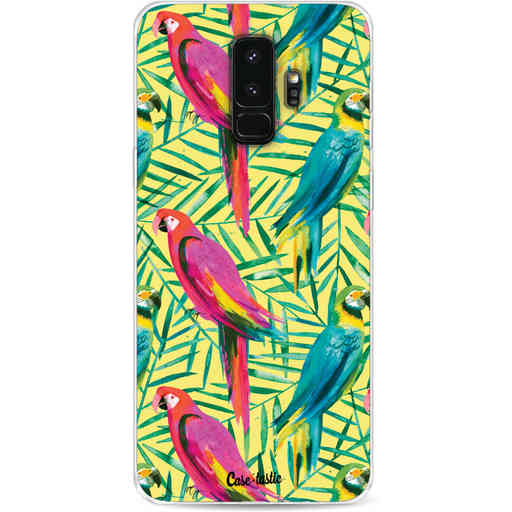 Casetastic Softcover Samsung Galaxy S9 Plus - Tropical Parrots