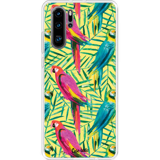 Casetastic Softcover Huawei P30 PRO - Tropical Parrots
