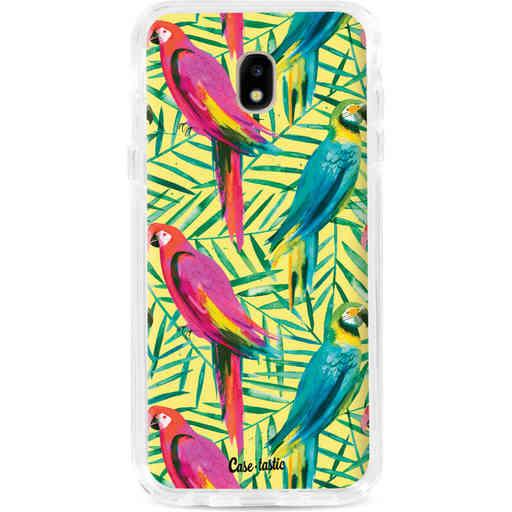 Casetastic Dual Snap Case Samsung Galaxy J5 (2017) - Tropical Parrots