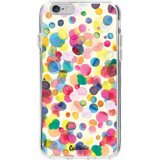 Casetastic Softcover Apple iPhone 6 / 6s - Watercolor Confetti