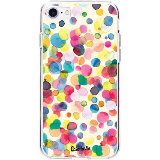 Casetastic Softcover Apple iPhone 7 / 8 - Watercolor Confetti