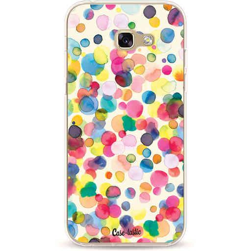 Casetastic Softcover Samsung Galaxy A5 (2017) - Watercolor Confetti