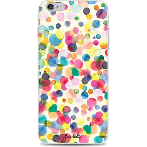Casetastic Softcover Apple iPhone 6 Plus / 6s Plus - Watercolor Confetti