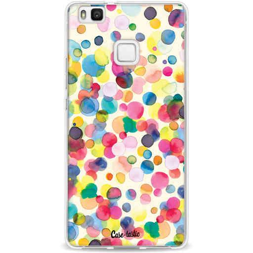 Casetastic Softcover Huawei P9 Lite - Watercolor Confetti