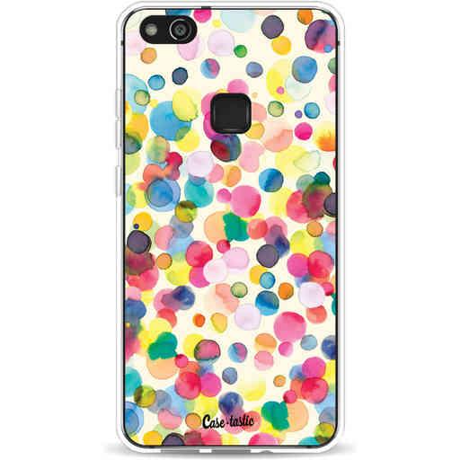 Casetastic Softcover Huawei P10 Lite - Watercolor Confetti