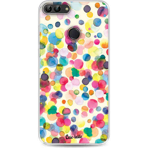 Casetastic Softcover Huawei P Smart - Watercolor Confetti
