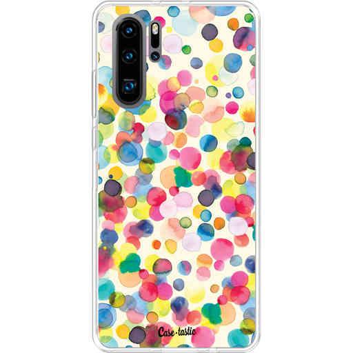 Casetastic Softcover Huawei P30 PRO - Watercolor Confetti