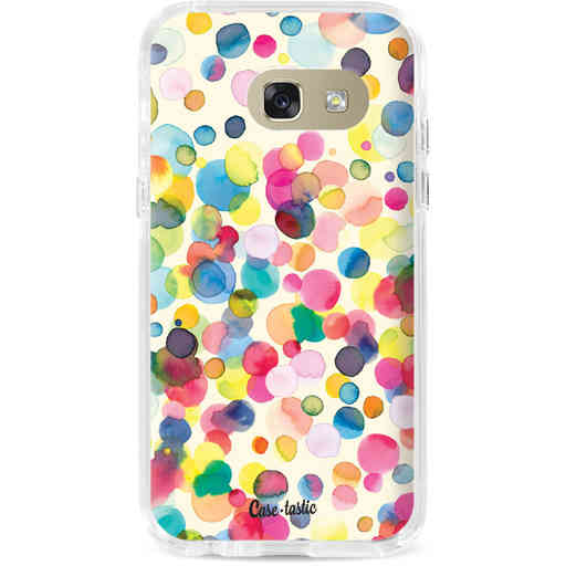 Casetastic Dual Snap Case Samsung Galaxy A3 (2017) - Watercolor Confetti