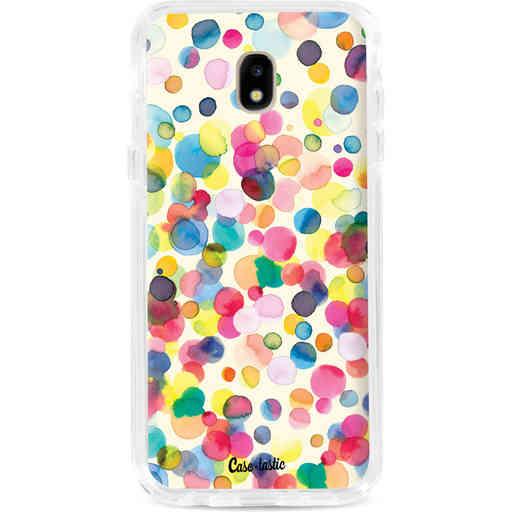 Casetastic Dual Snap Case Samsung Galaxy J5 (2017) - Watercolor Confetti