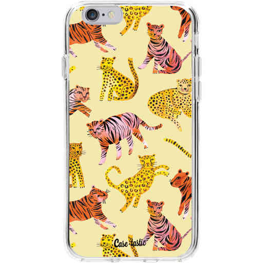 Casetastic Softcover Apple iPhone 6 / 6s - Wild Cats