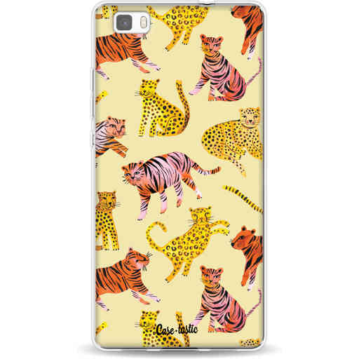 Casetastic Softcover Huawei P8 Lite - Wild Cats