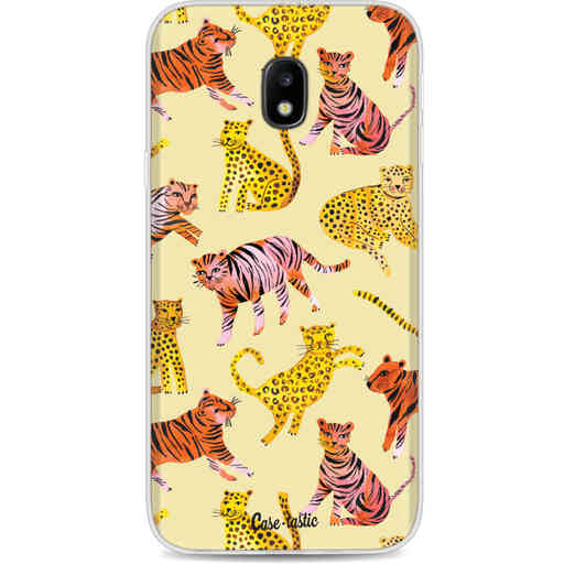 Casetastic Softcover Samsung Galaxy J3 (2017)  - Wild Cats