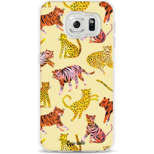 Casetastic Softcover Samsung Galaxy S6 - Wild Cats