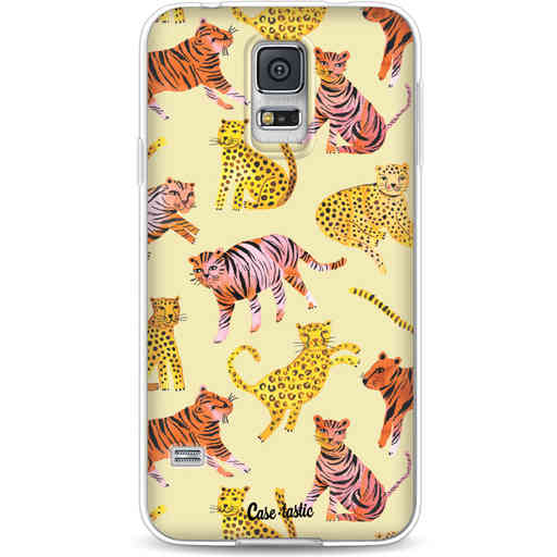 Casetastic Softcover Samsung Galaxy S5  - Wild Cats