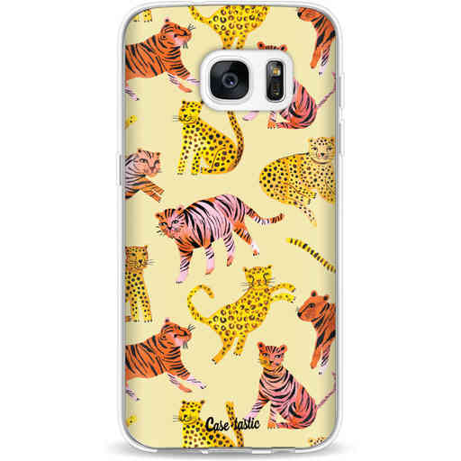 Casetastic Softcover Samsung Galaxy S7 - Wild Cats