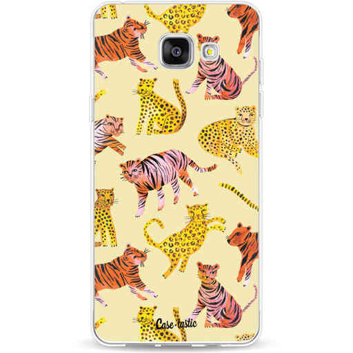 Casetastic Softcover Samsung Galaxy A5 (2016) - Wild Cats