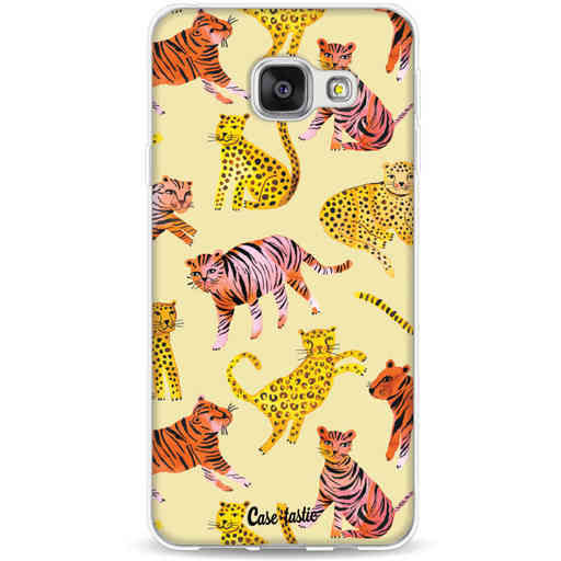 Casetastic Softcover Samsung Galaxy A3 (2016) - Wild Cats