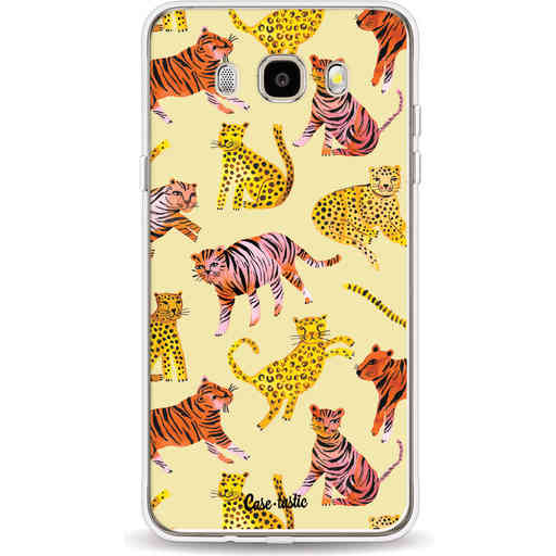 Casetastic Softcover Samsung Galaxy J5 (2016) - Wild Cats