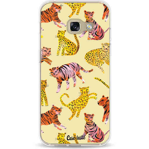 Casetastic Softcover Samsung Galaxy A3 (2017)  - Wild Cats