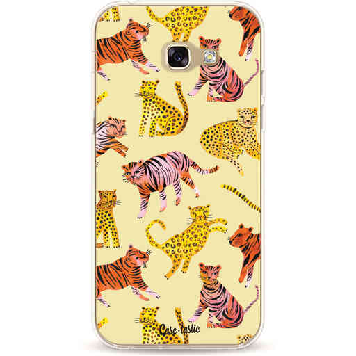 Casetastic Softcover Samsung Galaxy A5 (2017) - Wild Cats