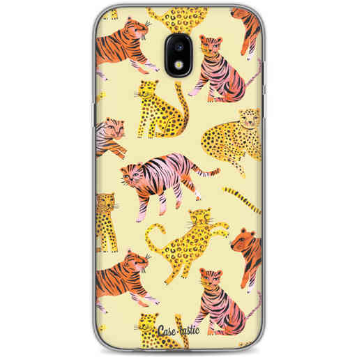 Casetastic Softcover Samsung Galaxy J5 (2017) - Wild Cats