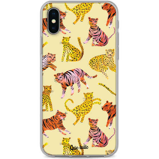 Casetastic Softcover Apple iPhone X / XS - Wild Cats