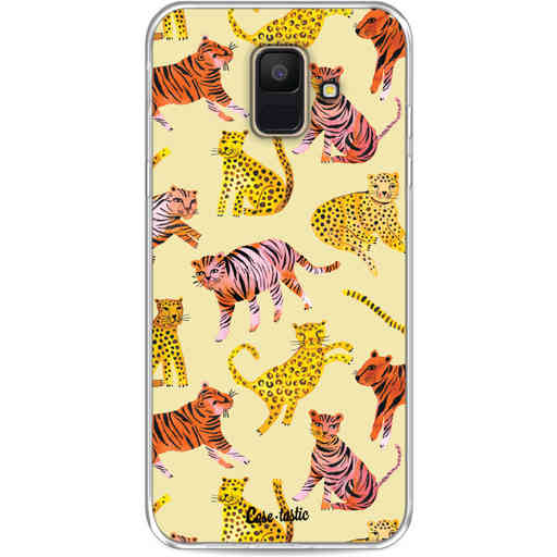 Casetastic Softcover Samsung Galaxy A6 (2018) - Wild Cats