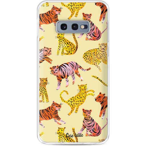 Casetastic Softcover Samsung Galaxy S10e - Wild Cats