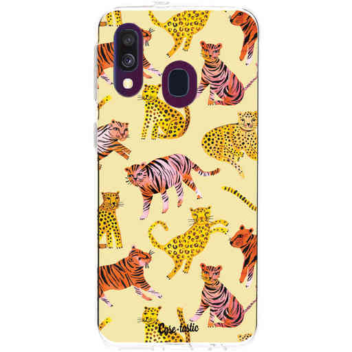 Casetastic Softcover Samsung Galaxy A40 (2019) - Wild Cats