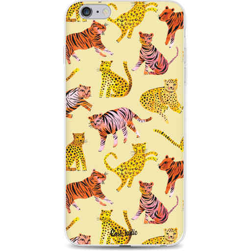 Casetastic Softcover Apple iPhone 6 Plus / 6s Plus - Wild Cats