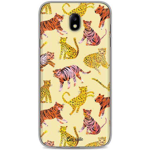 Casetastic Softcover Samsung Galaxy J7 (2017) - Wild Cats