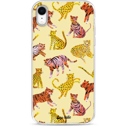 Casetastic Softcover Apple iPhone XR - Wild Cats