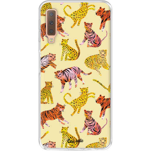 Casetastic Softcover Samsung Galaxy A7 (2018) - Wild Cats