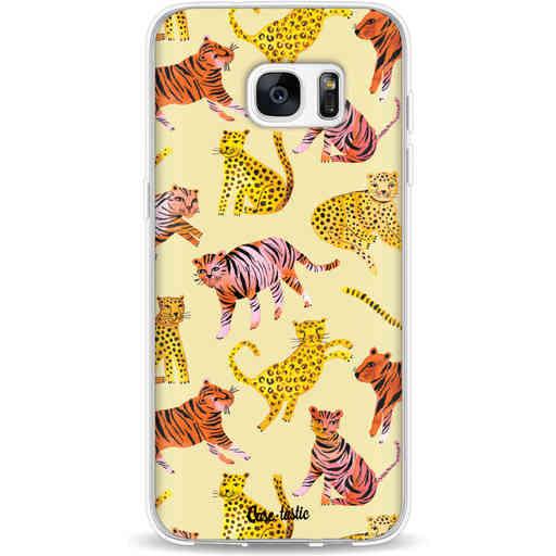 Casetastic Softcover Samsung Galaxy S7 Edge - Wild Cats